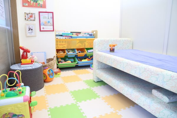 小児はり治療室