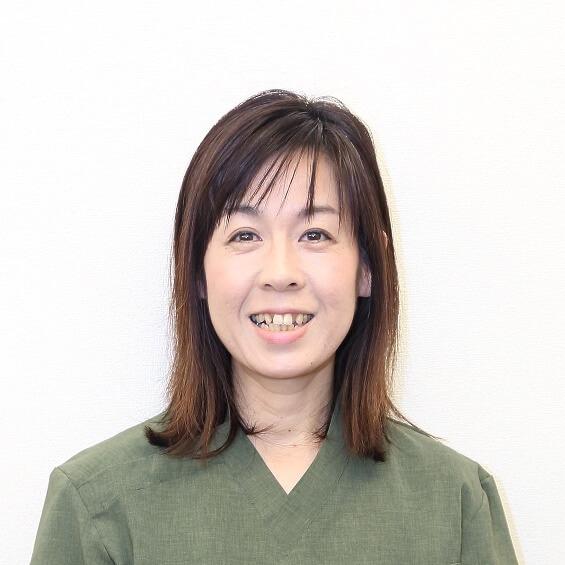 女性施術者 佐原 智子