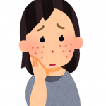 アトピー性皮膚炎の症例イメージ